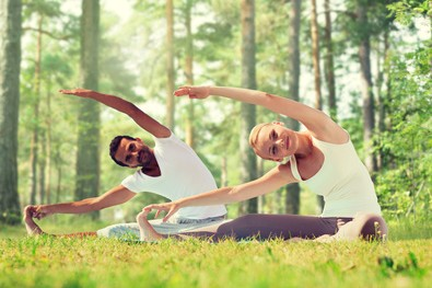 Yoga als Entspannungsmethode?