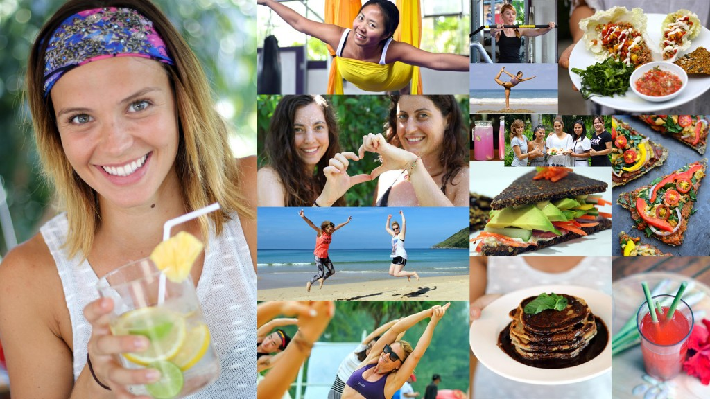 Phuket Cleanse – the raw vegan active detox retreat