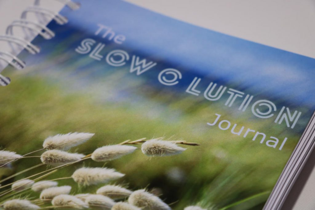 The Slowolution Journal