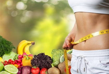 Losing weight in a healthy way