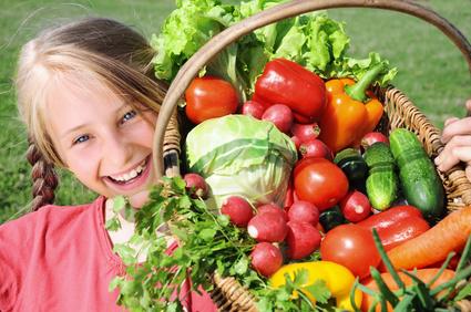 Ernährung für Kinder