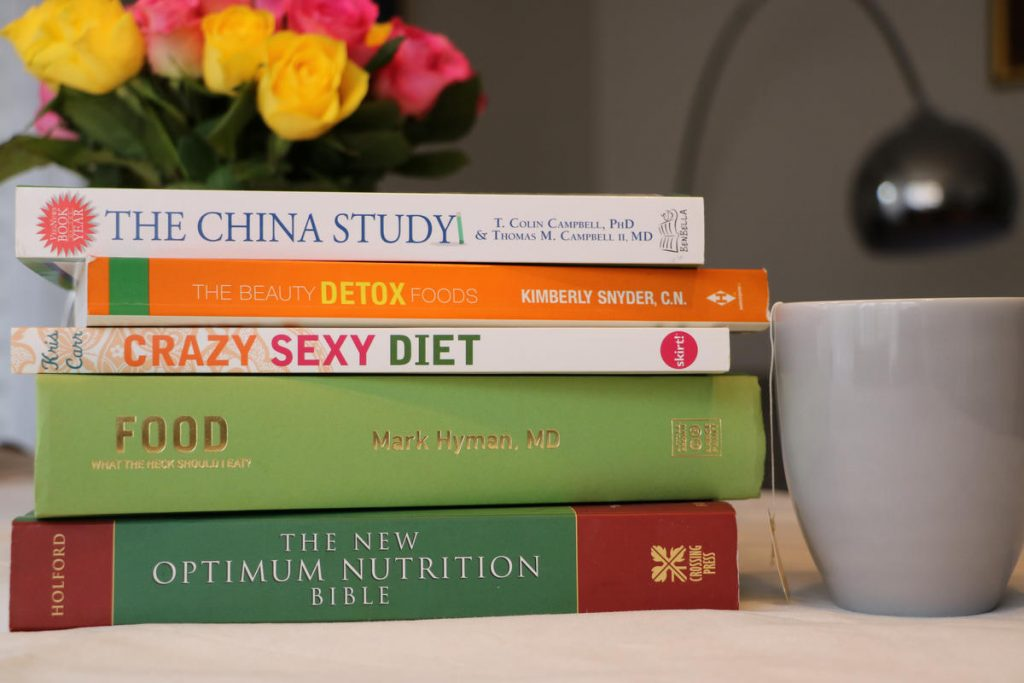 My Favorite Nutrition Books