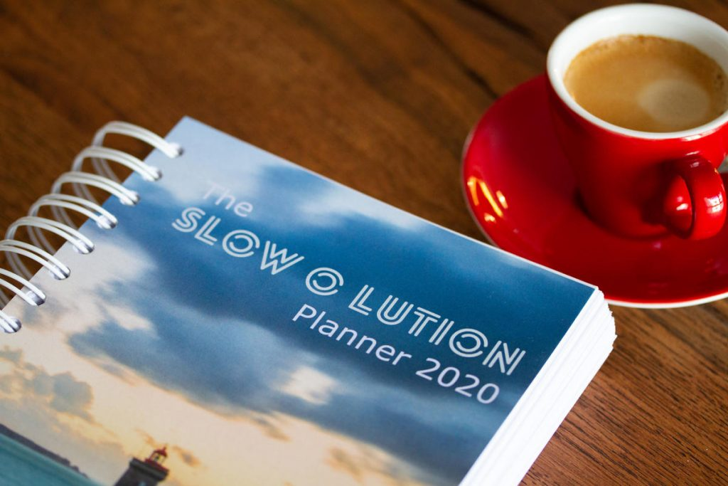 The Slowolution Planner 2021